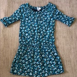 Old Navy flowery dress. Size 6-7